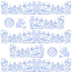 Chinoiserie Wallpaper 8 Yard Roll - The Nicolette Mayer Collection