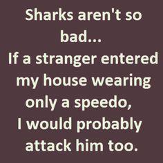 Sharks.