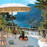 The view I want to have when I visit. Villa Brunella - Capri, Italy