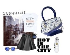"""""""Hot in the City by Cashhimi"""" by cashhimi on Polyvore"""