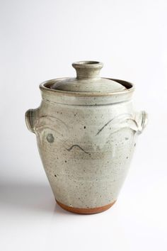 Mallams (Oxford) : Michael Casson (British, 1925-2003) Storage jar and : Online Auction Catalogue