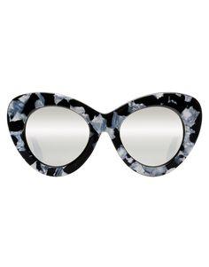 Óculos Gogogo Black Marble Le Specs