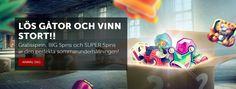Lös gåtor och vinn stort!!  http://www.svenska-spelautomater-gratis.com/nyheter/los-gator-och-vinn-stort  #betsafe #svenskaspelautomater #