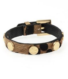 Bud to Rose Armband Leo Brown/gold | Luxedy 40 euro www.luxedy.com