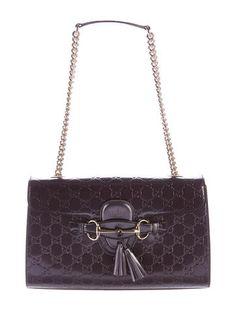 Guccissima Emily Chain Shoulder Bag