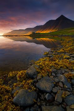 From the west-fjörds, Iceland Photo by  Dylan Toh & Marianne Lim