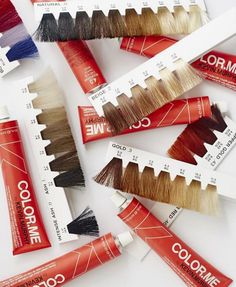 COLOR.ME by KEVIN.MURPHY uses honey based colours for a more natural look!