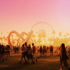 can we go back? // #intothewild #planetblue #coachella