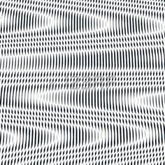 Op art, padr�o ondulado. Relaxar Fundo hipn�tico com linhas pretas geom�tricas. photo