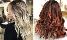 23 Examples of Hair Highlights to Bring to Your Hair Dresser Brown And Pink Hair, Teal Hair, Hair Color Pink, Blonde Color, Hair Lights, Light Hair, Light Blonde Highlights, Bright Blonde, Hair Transformation