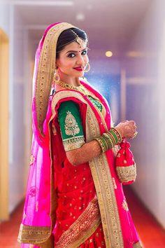 Indian Bride Poses, Indian Wedding Poses, Indian Wedding Couple Photography, Bride Photography, Wedding Photos, Latest Bridal Dresses, Indian Bridal Outfits, Bridal Poses, Bride Portrait
