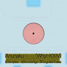 Anunaku - Whities 024 Eternal Return, Pochette Album, Music Artwork, Vinyl Cover, Sleeve Designs, Debut Album, Low Key, Vinyl Records, Graphic Design