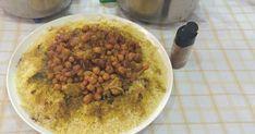 Fabulosa receta para Couscous con pollo y cebolla caramelizada . un plato agridulce de los viernes,una mezcla de especias y sabores que te transporta al mundo árabe sin ninguna duda.