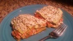 Personal Veggie Lasagna
