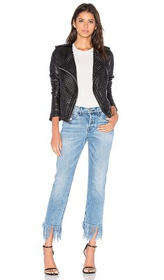Shop for NOUR HAMMOUR Erin Jacket in Black at REVOLVE. Free 2-3 day shipping and returns, 30 day price match guarantee.