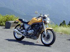 SRX400 Yamaha Bikes, Sr500, Old Skool, Bobber, Cars And Motorcycles, Vehicles, Life, Motors, History