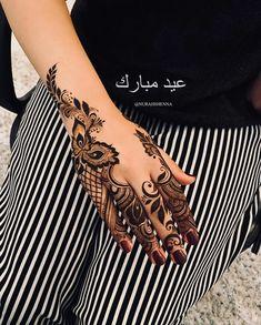 Pretty Henna Designs, Modern Henna Designs, Indian Henna Designs, Floral Henna Designs, Finger Henna Designs, Henna Tattoo Designs Simple, Stylish Mehndi Designs, Mehndi Designs 2018, Henna Art Designs