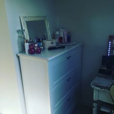 My makeup room