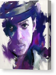 Prince Canvas Print by Richard Day. All canvas prints are professionally printed, assembled, and shipped within 3 - 4 business days and delivered ready-to-hang on your wall. Choose from multiple print sizes, border colors, and canvas materials. Prince Tattoos, The Artist Prince, Canvas Art, Canvas Prints, Prince Purple Rain, Black Artwork, Prince Rogers Nelson, Acrylic Art, Acrylic Paintings
