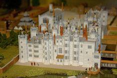 Richmond Palace | File:Model of Richmond Palace.jpg - Wikipedia, the free encyclopedia