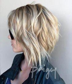 50 frische kurze blonde Haare Ideen, um Ihren Stil zu aktualisieren Bob Haircuts For Women, Short Bob Haircuts, Hairstyles Haircuts, Haircut Short, Trending Hairstyles, Middle Hairstyles, Braided Hairstyles, Haircut Bob, Inverted Bob Hairstyles