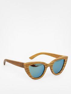 Okulary przeciwsłoneczne drewniane wooden sunglasses Gepetto Virgil Sandałowiec Las