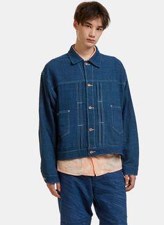 Story Mfg. Sundae Oversized Jacket | LN-CC