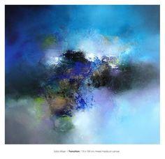 � Artist: Eelco  Maan, Transition 100cm x 110cm see at SilleKunst.nl
