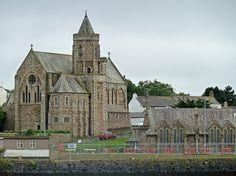 St. Elwyn's Church, 1886-88, Hayle.