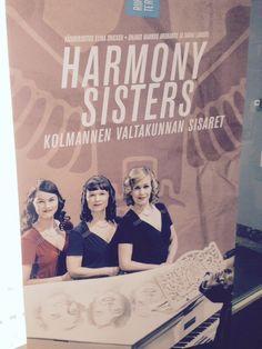 Harmony Sisters - kolmannen valtakunnan sisaret, teatteriesitys Riihimäen teatterissa