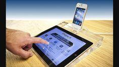 Smart technology for game bar or Smart bar