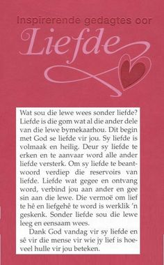 Afrikaans Quotes, Special Quotes, Good Morning Wishes, Christian Quotes, Love Quotes, Im Not Perfect, Encouragement, Wisdom, God