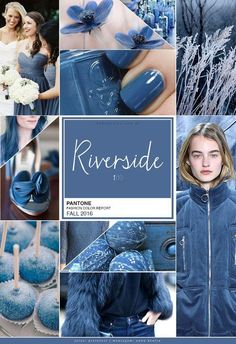 Fall 2016 Pantone Color Riverside.