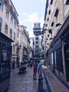 Elevador de Santa Justa | Lisboa