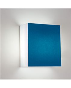 Barbican / Rectangular wall sconce / LED / ADA