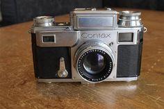 Contax III + sonnar 2/5cm T*