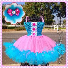 READY TO SHIP Lalaloopsy inspired Petti Tutu by LilFairyTutus