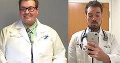 Γιατρός κατάφερε να χάσει 57 κιλά κάνοντας την διαλειμματική νηστεία και έγινε αγνώριστος Diet Tips, Healthy Tips, Health Fitness, Hair Beauty, Weight Loss, Wellness, Dieting Tips, Health And Fitness