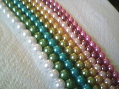 More Colorful Beads