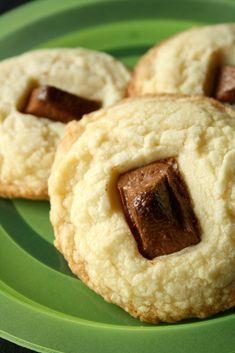 Anna Olson's Shortbread Cookies