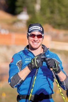 Auf den Spuren Schweizer Langlauf und Biathlon Legenden- Spot Magazine verbringt ein Tag mit Dario Cologna
