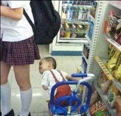 Funny Child....!