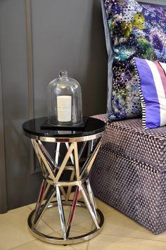 #Purple #mood Showroom, Mood, Purple, Table, Furniture, Home Decor, Decoration Home, Room Decor, Tables