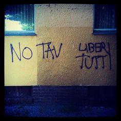 No Tav a Berlino - @artnite- #webstagram
