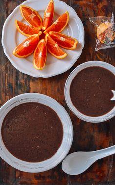 Sweet Red Bean Soup, by thewoksoflife.com