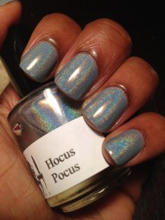 Polish Obsession: Girly Bits - Hocus Pocus