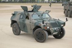 Komatsu LAV Light armored vehicle