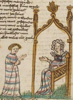 Cod. Pal. germ. 794 [Ulrich] Boner Edelstein— Schwaben, um 1415