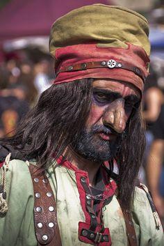 Desembarco de Carlos V  - Laredo #Cantabria #Spain