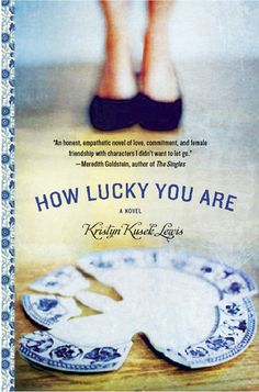 How Lucky You Are...really heavy book
